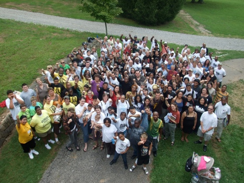 Over 40 organizations from across the nation and world participated in this year's Leadership School.